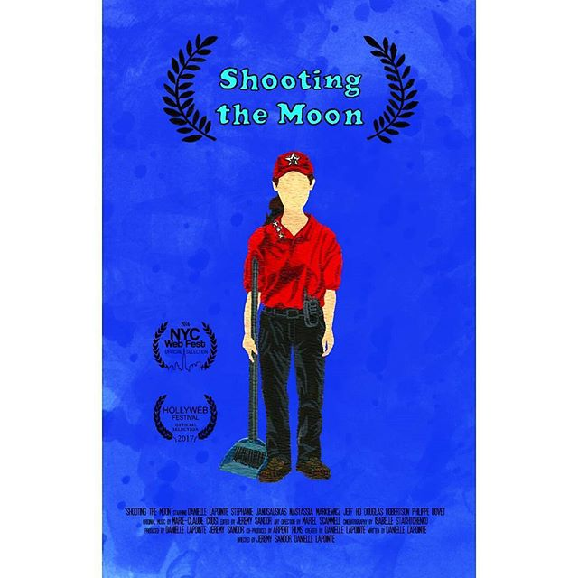 Introducing the Official Shooting the Moon poster ✨