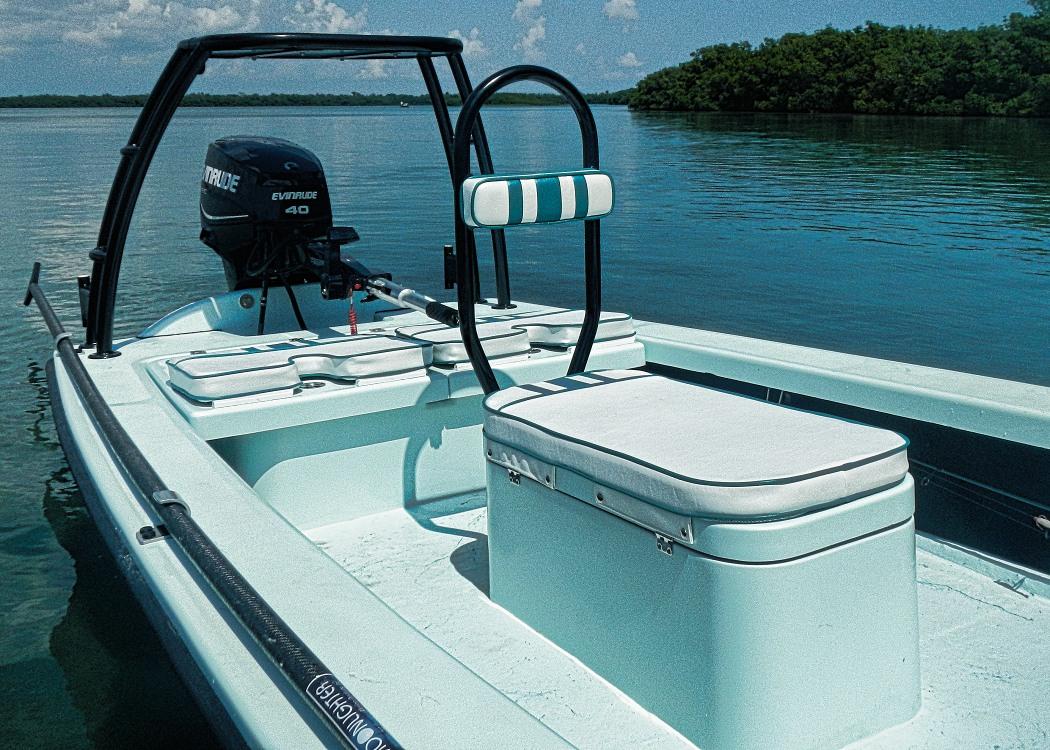 Available Options — Ankona Boats