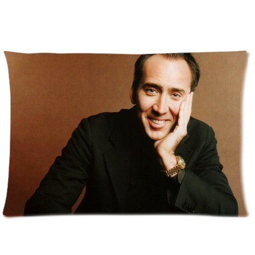 Nicholas Cage Pillow Case -  available on Amazon