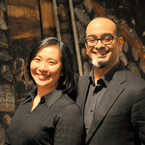 Claire Wong &   Huzir Sulaiman, Checkpoint Theatre, Singapore