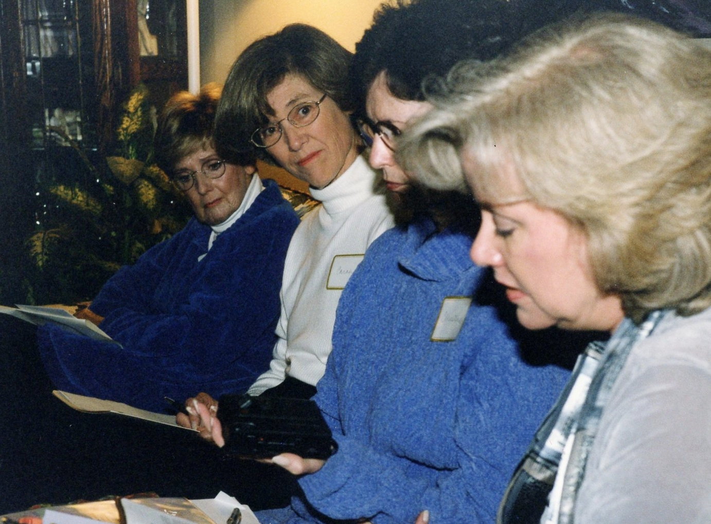 NEWIM Board Meeting, 1999