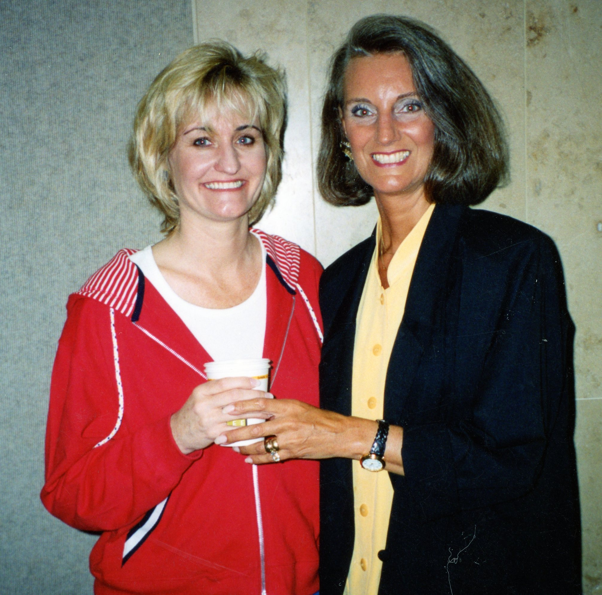 Colleen Roth and Anne Graham Lotz