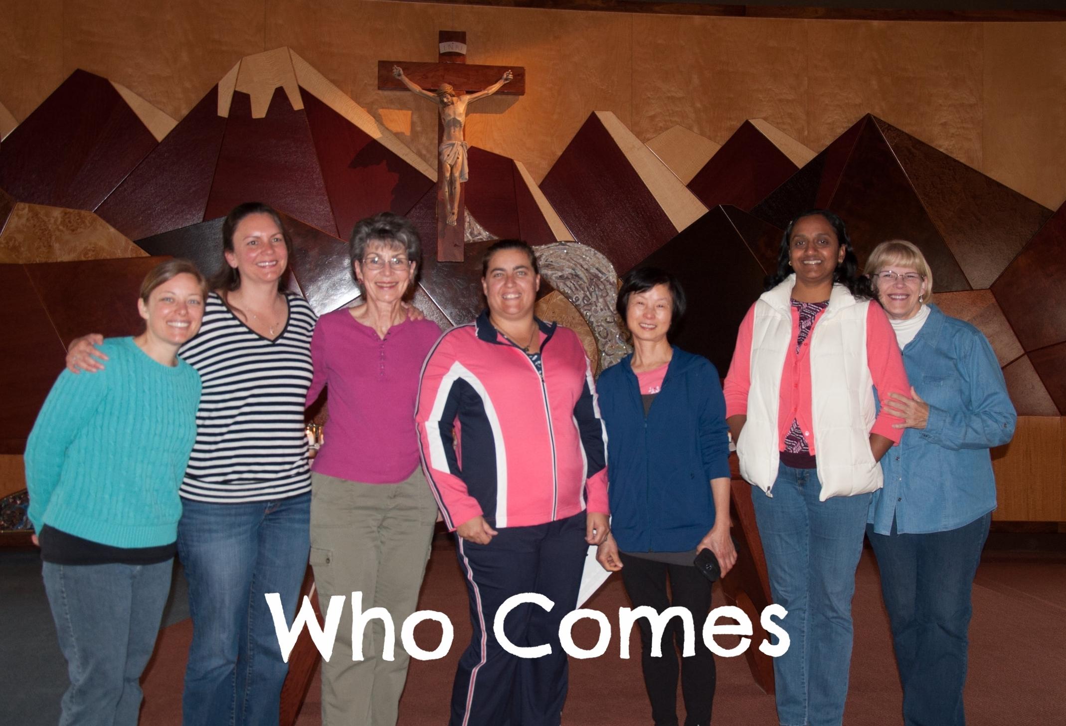 Who Comes