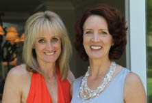 Pam and Lisa host 4 one-day Silent Retreats, 2017