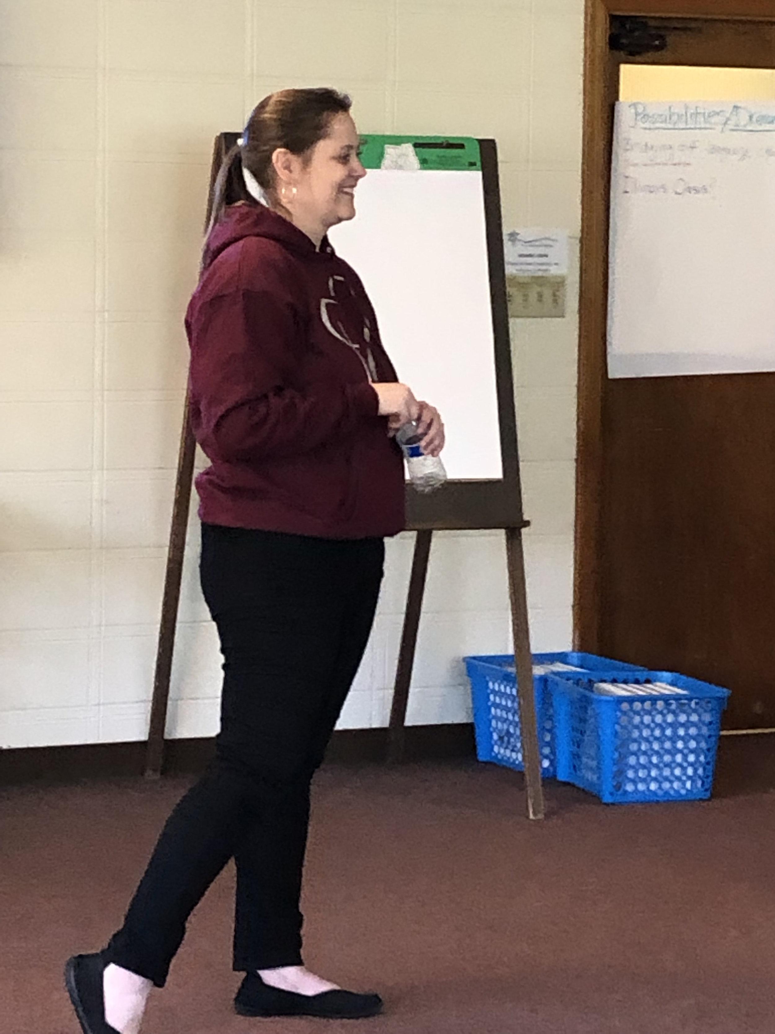 Sarah Budd, Gambit Coaching   https://www.gambitcoaching.com/