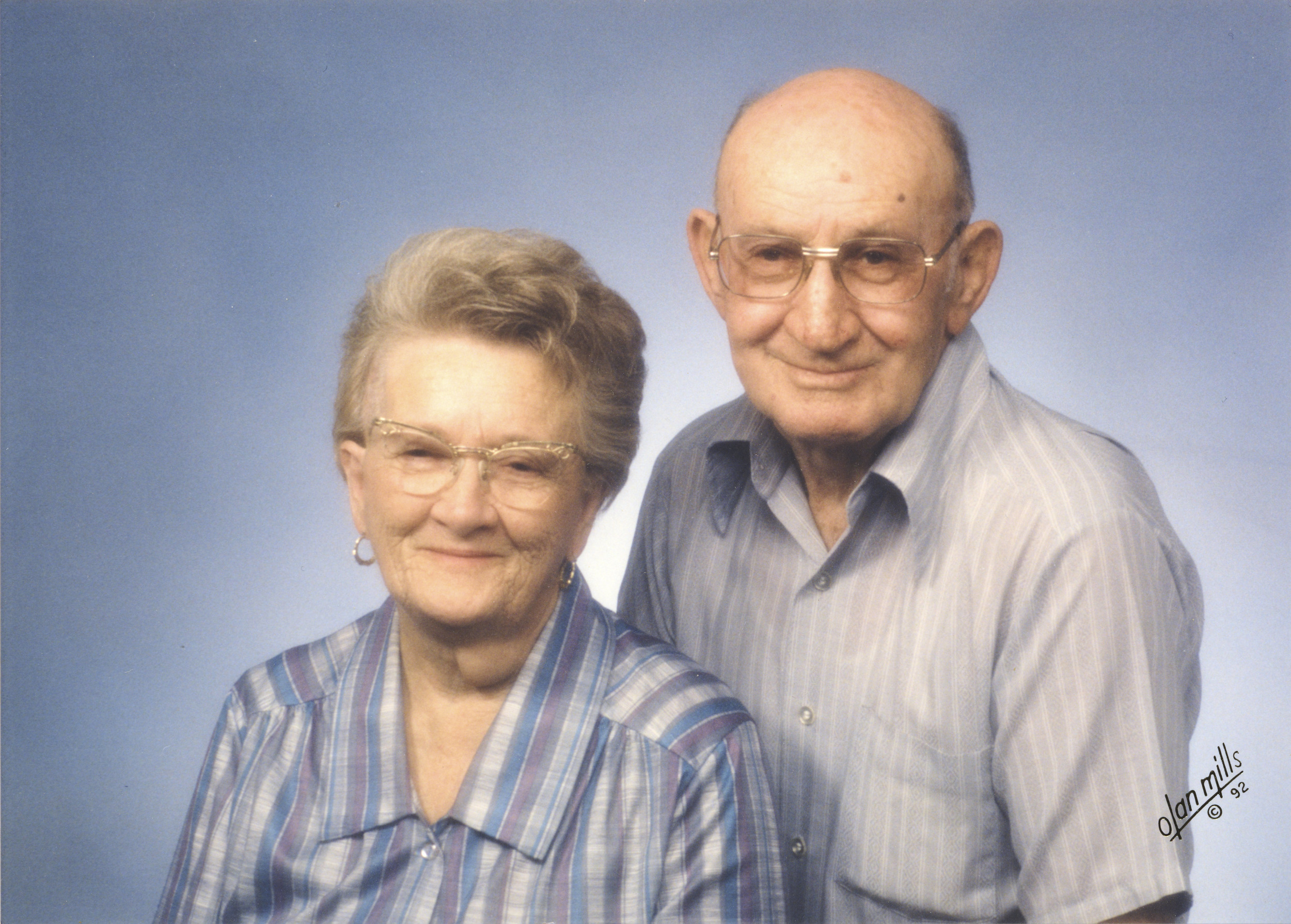 My Grand Parents. (mom's side)
