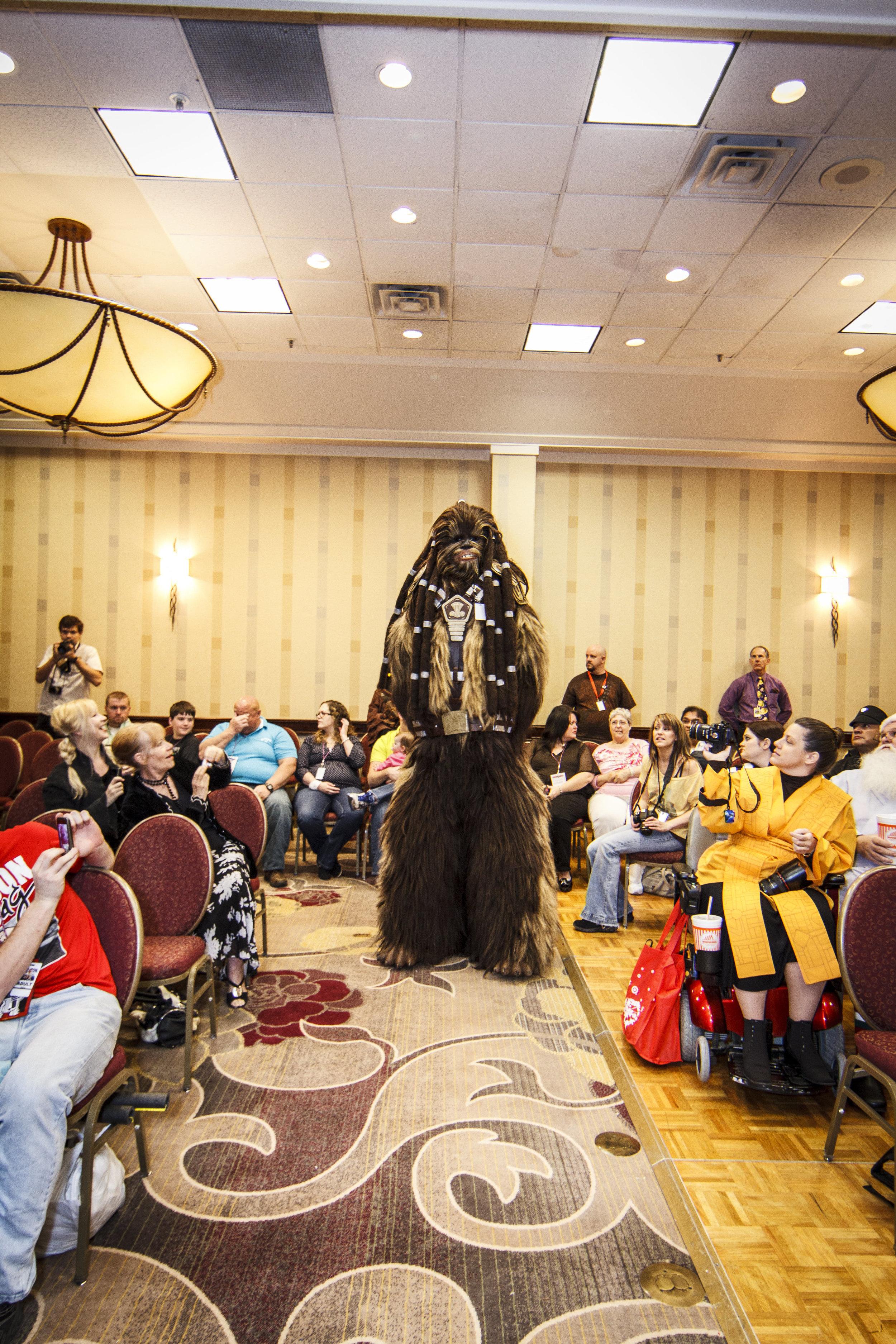 Ceremonial Wookie