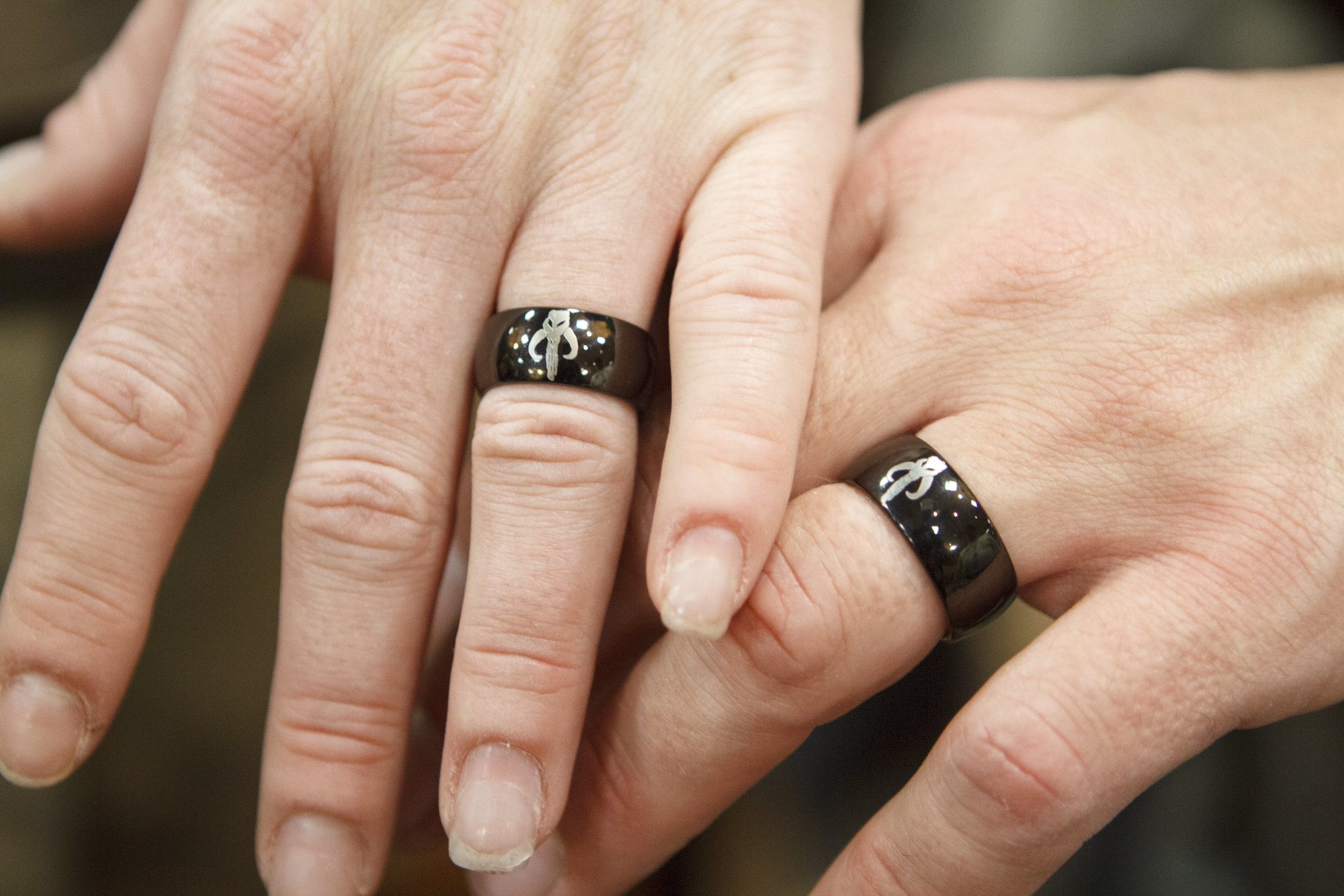 Mandalorian Rings