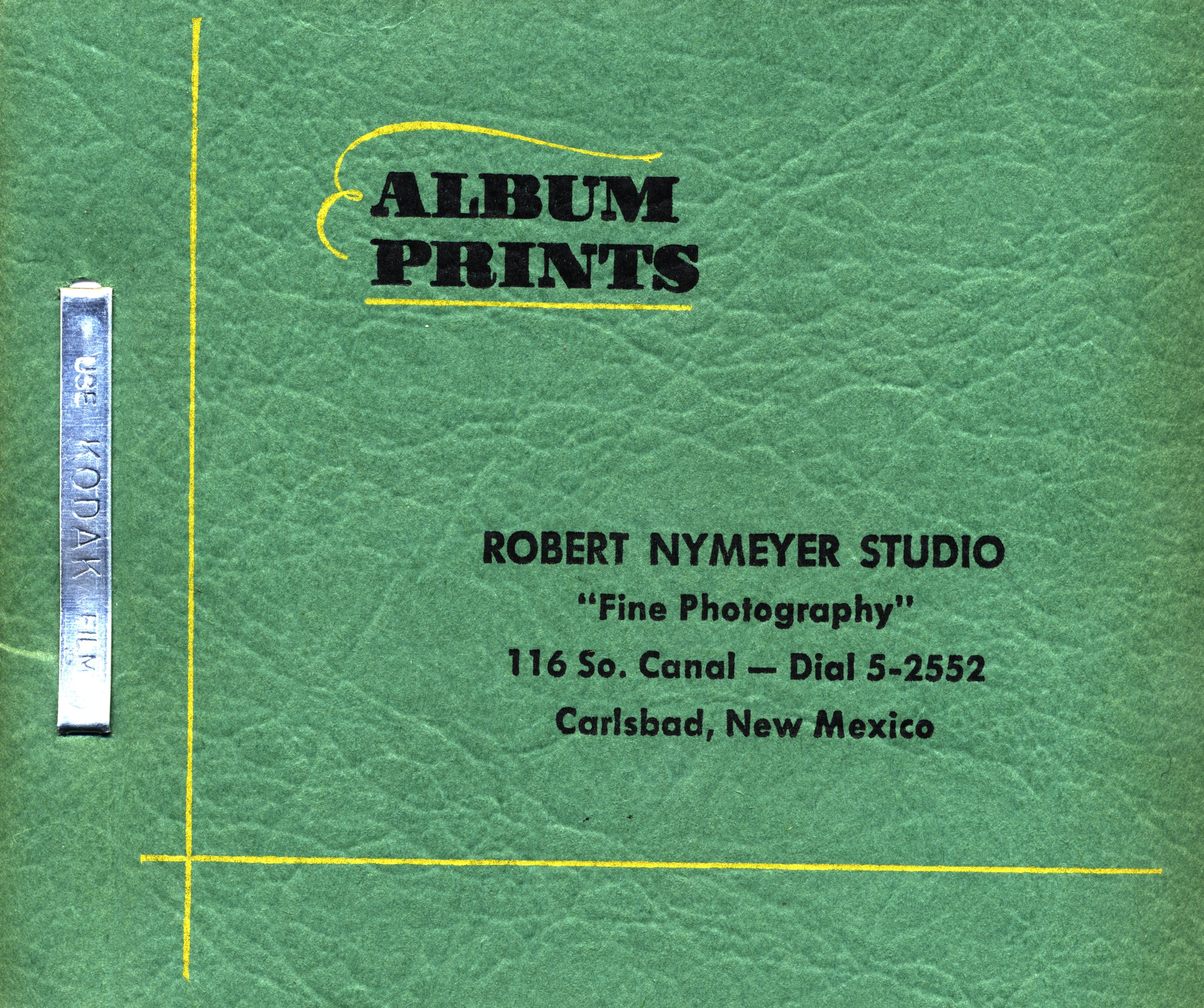 Robert Nymeyer Studio, Carlsbad NM