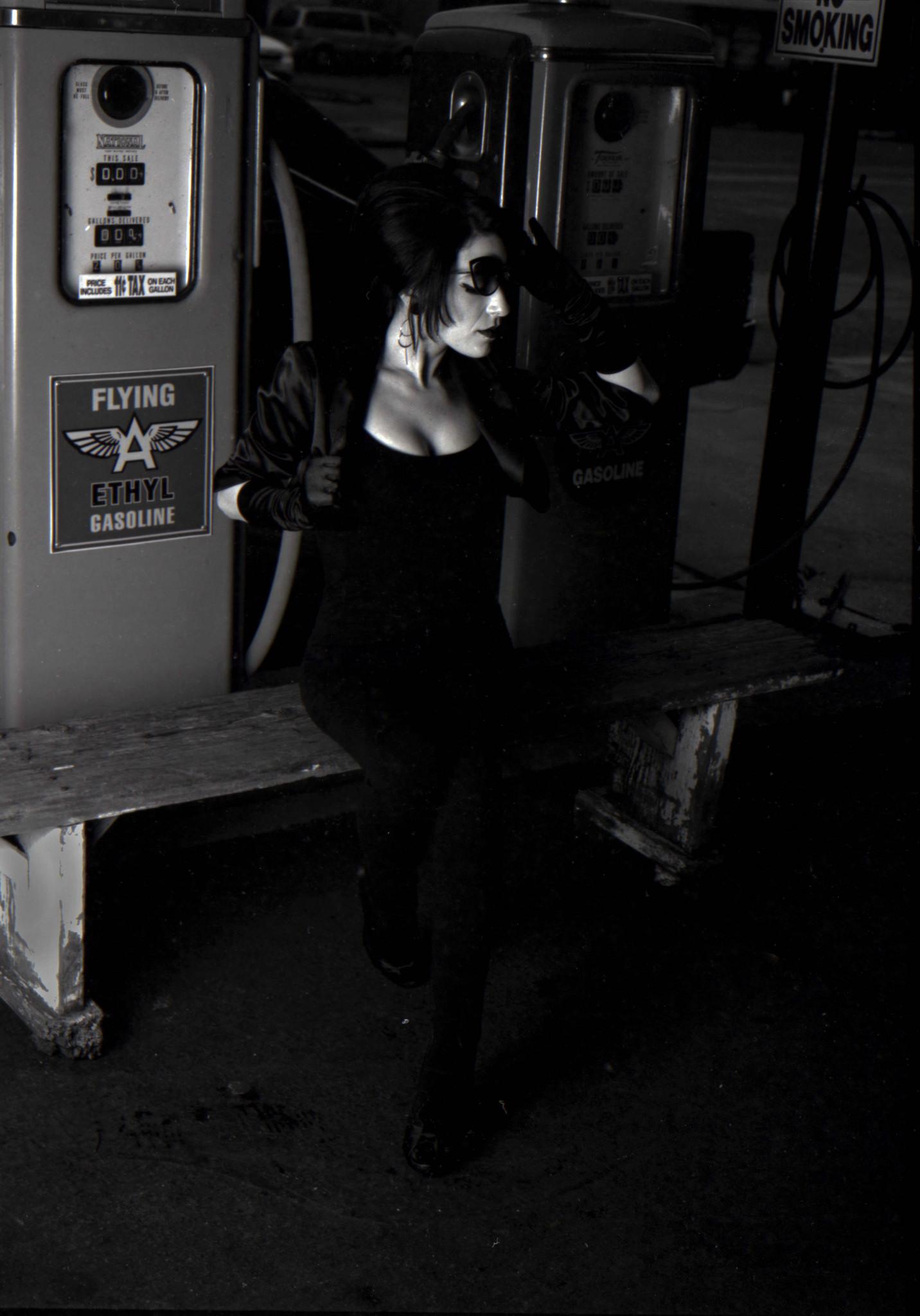 Petrol Noir - Ilford PanF