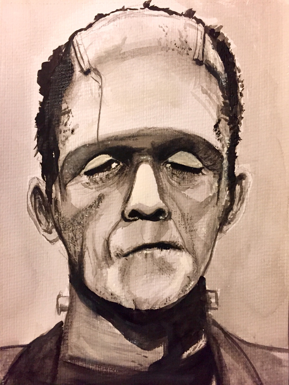 101249798086 - latest watercolour frankenstein s monster.jpg