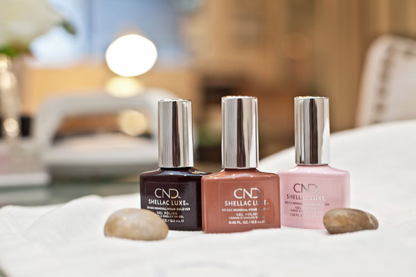 Polish Nails and Concierge CND Products