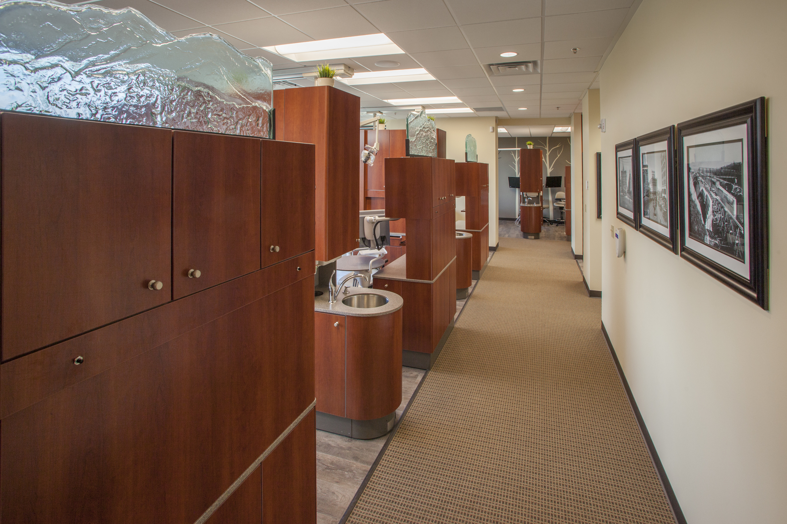 State of the art dental equipment to provide comprehensive general dental services in the best, relaxing atmosphere (Dr. Scott Stewart General Family Dentist, Silverdale Dentist)