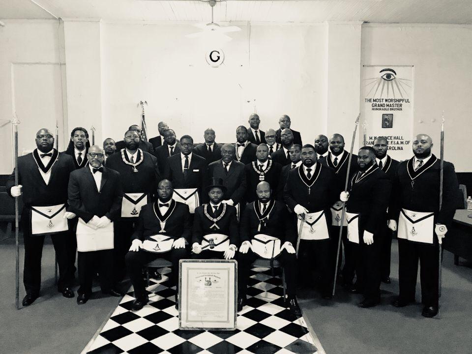 The Brethren of Widow's Son Lodge #4 - August, 2018
