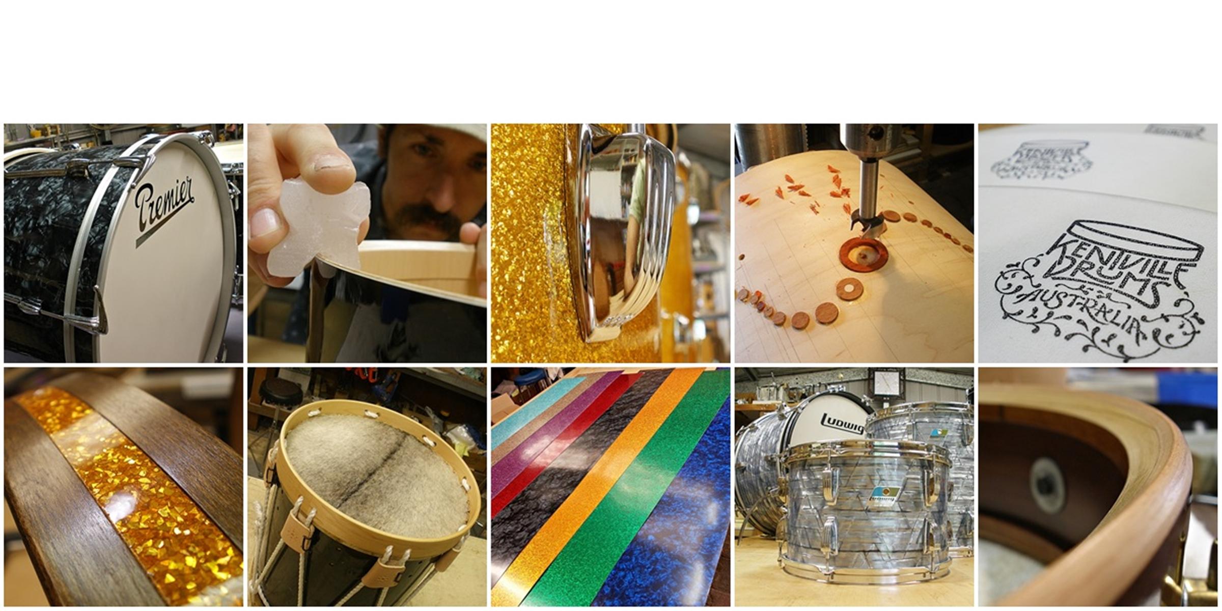 Drum Repair and Restoration Sydney