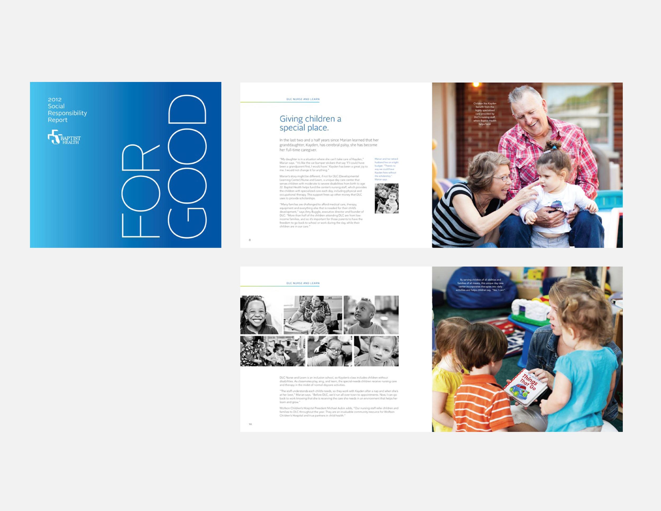 Baptist Health 2012 Social Responsibility Report
