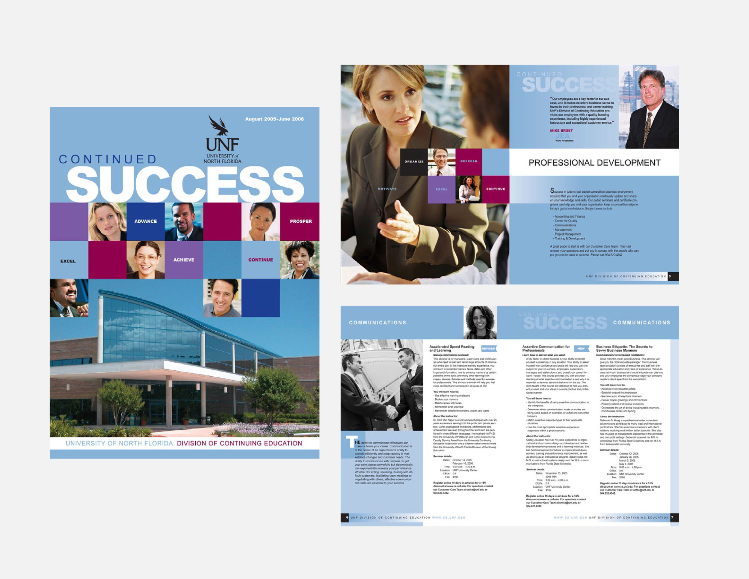 UNF Continuing Education Course Catalog