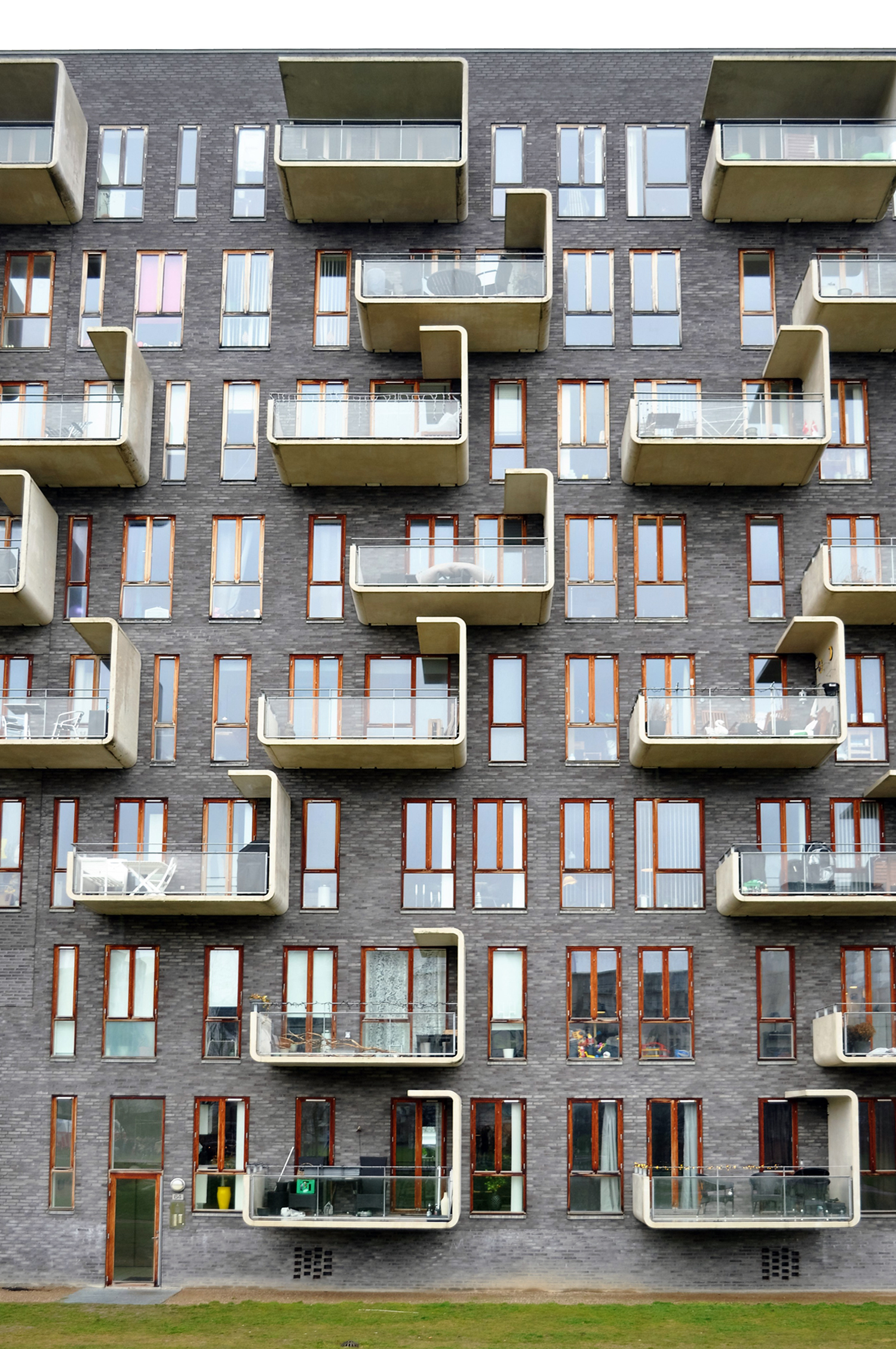 Ørestad Huset 01, photo by author
