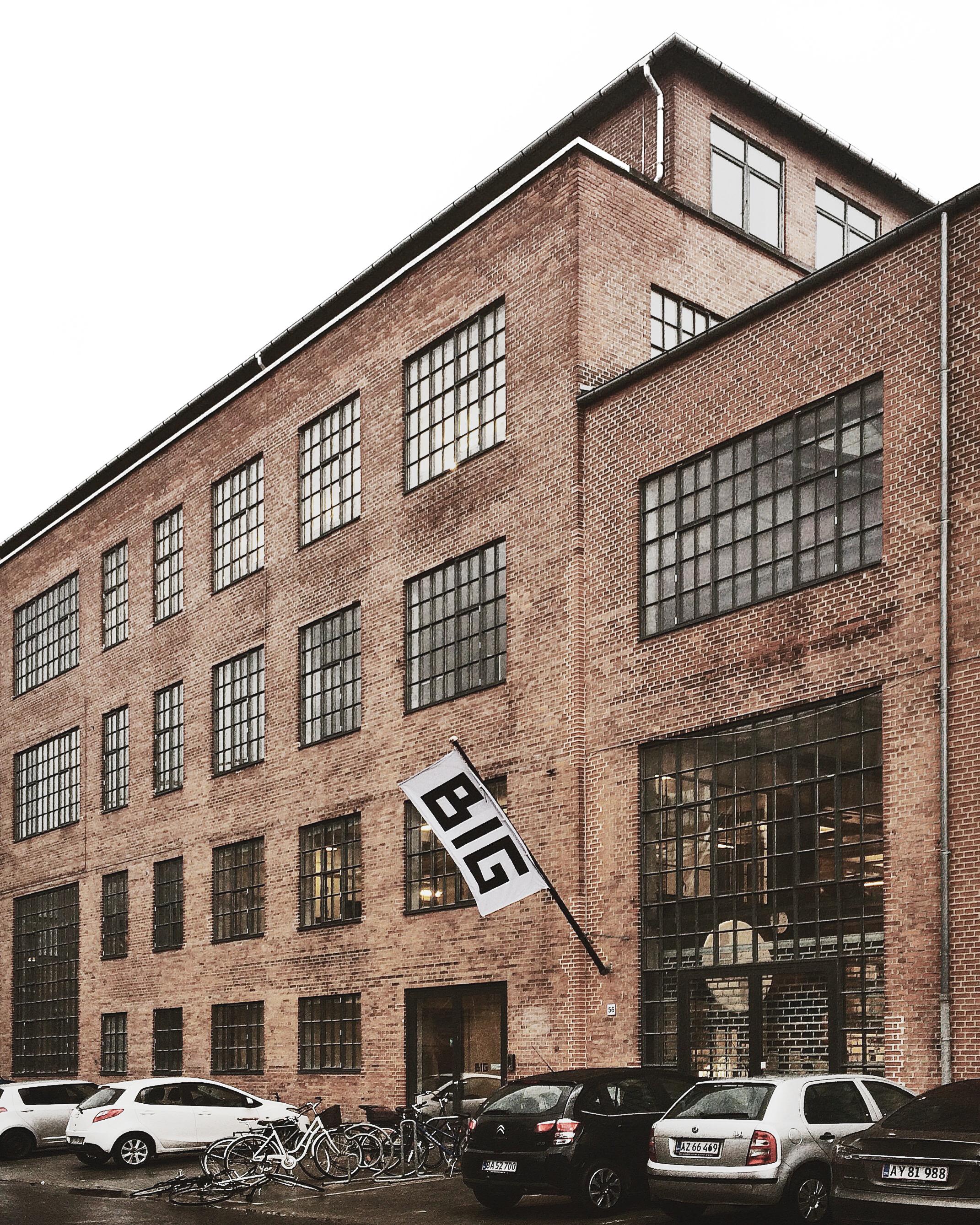 BIG's office, Copenhagen