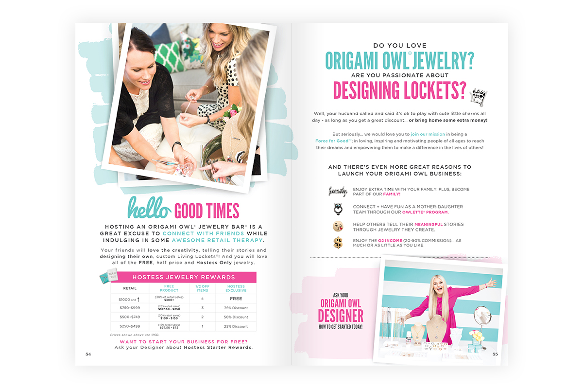 Origami Owl Business Cards | Free Shipping | 667x1000