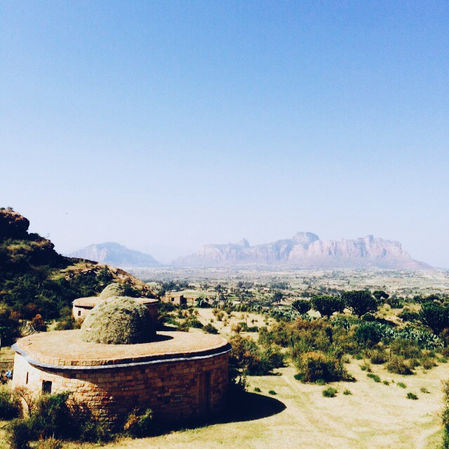 Gheralta Lodge   -Tigray Region, Northern Ethiopia