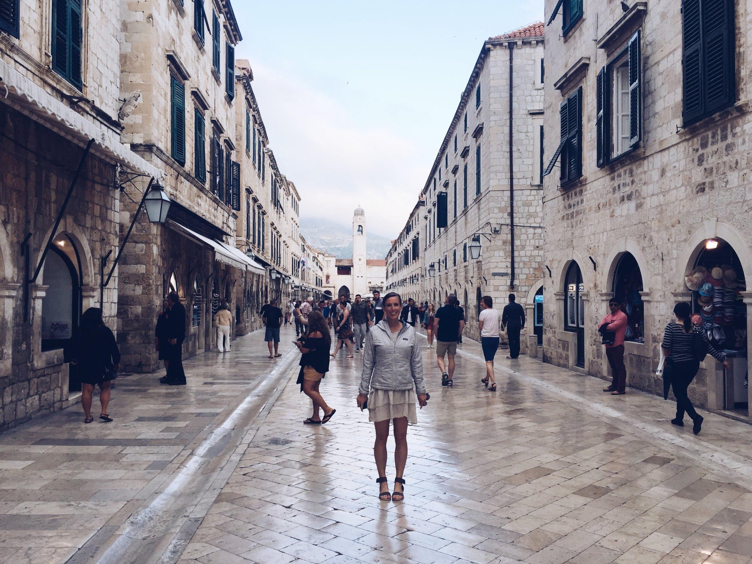 Dubrovnik croatia the real kings landing