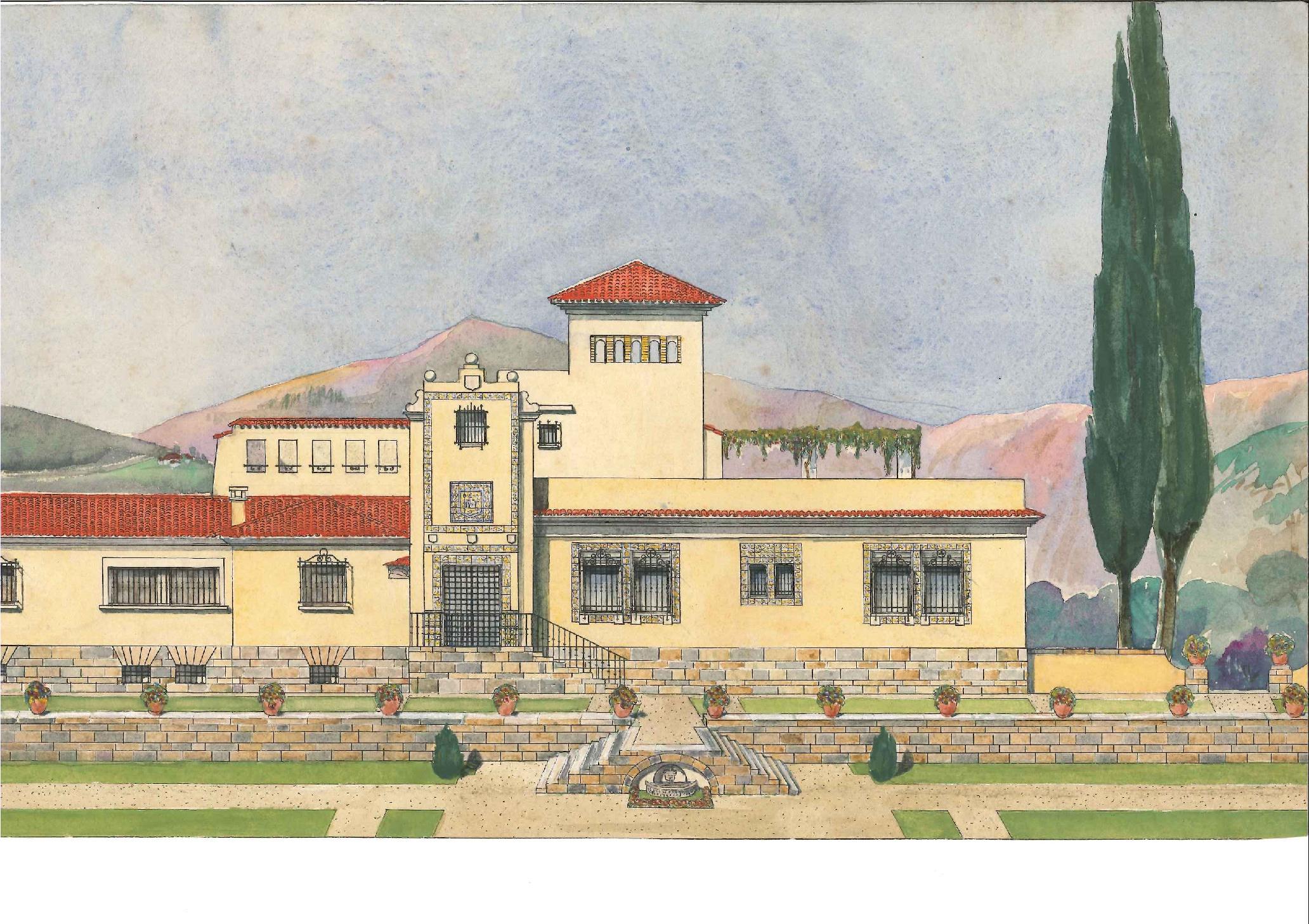 Villa Andalouse