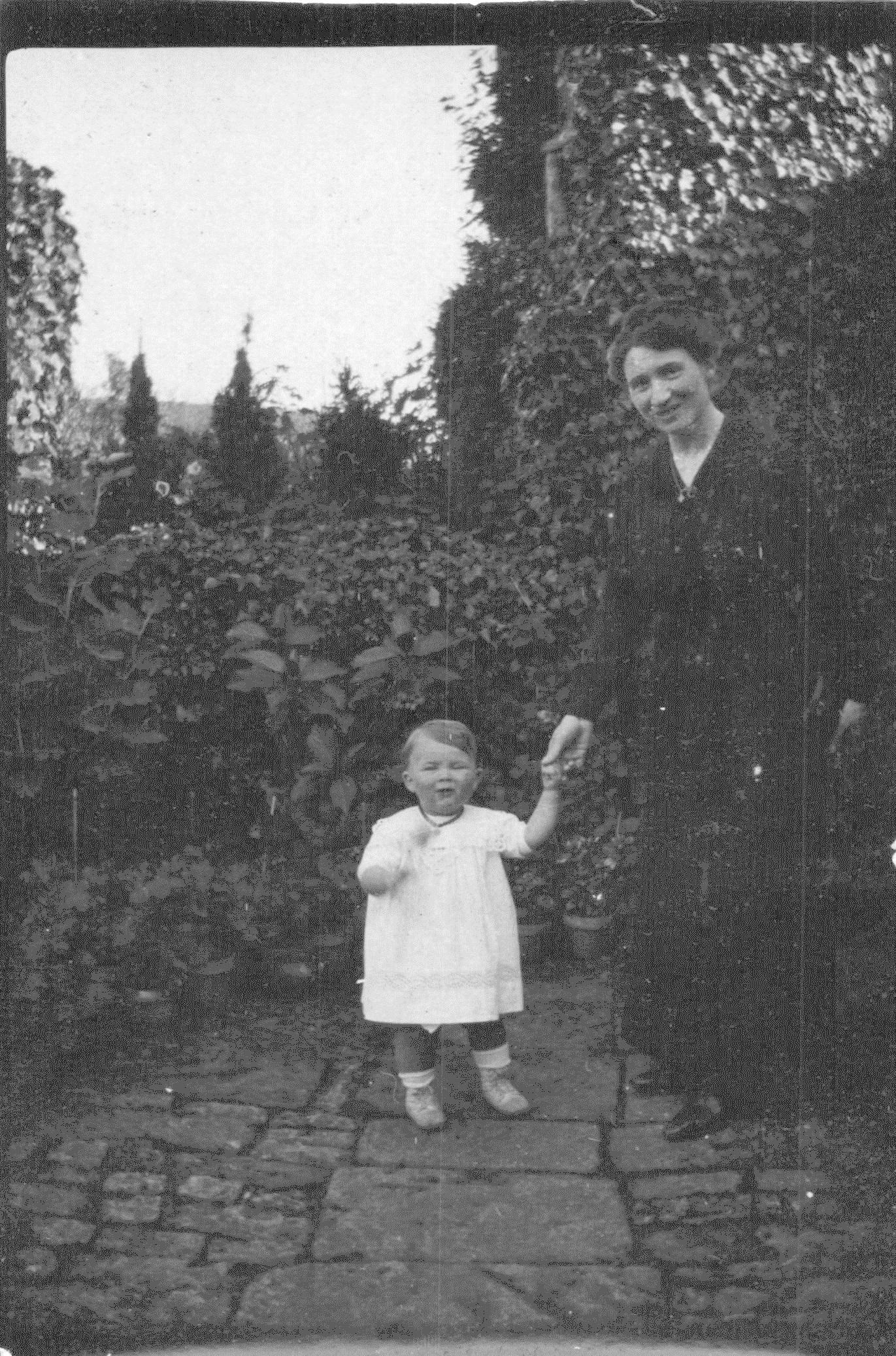 Pierre et sa maman