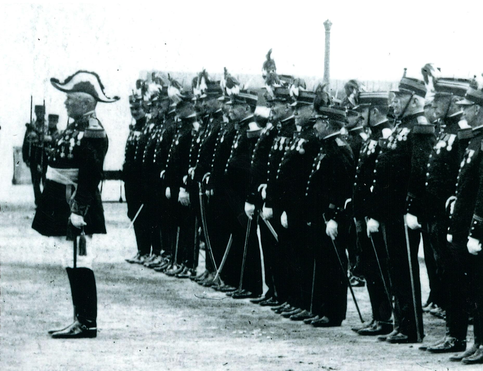 Revue du 14 juillet 1913