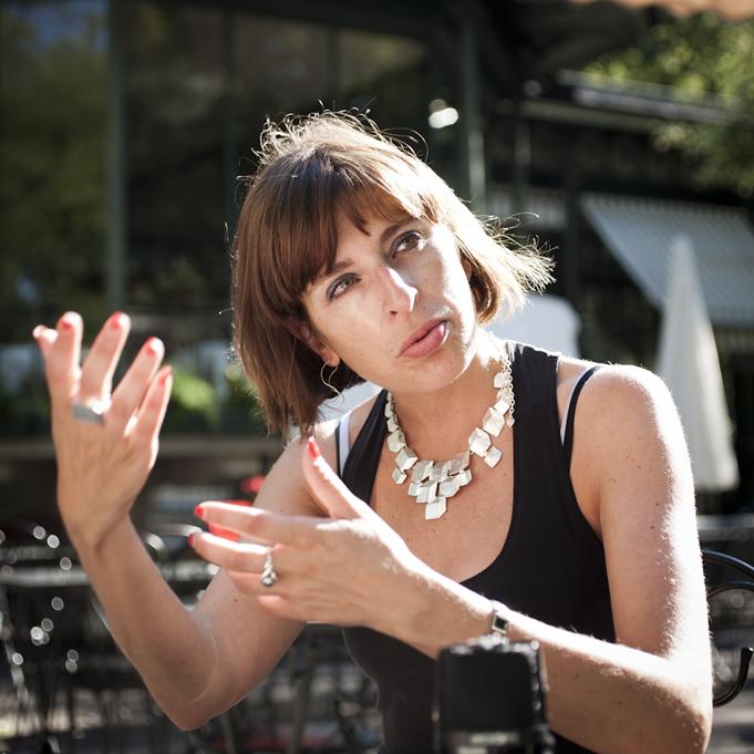 Elena Hazanov vue par © Alberto Campi / Genève, 19 août 2013