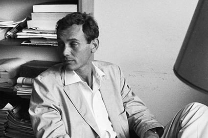 Serge Lafaurie dans les années 1970 / DR