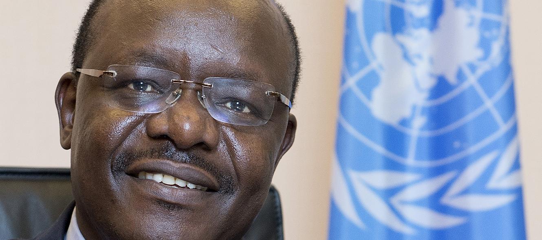 Le Secrétaire général de CNUCED, Mukhisa Kituyi. © ONU Photo