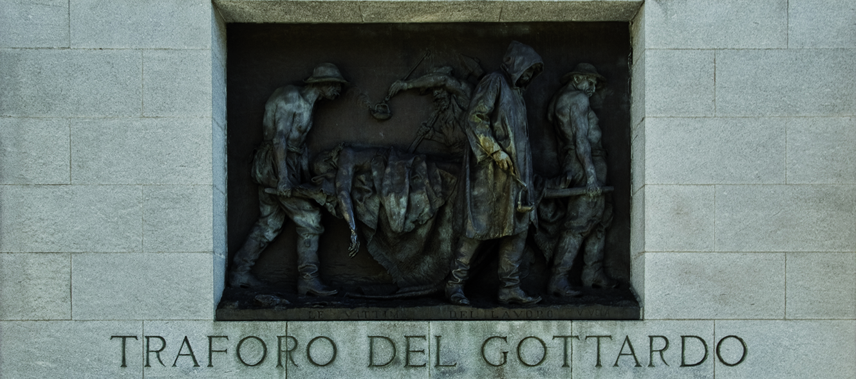 Le Gothard est un lieu symbolique dans l'histoire suisse. © Alberto Campi / Archive