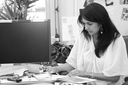 Isabel Sacco, agence EFE © Anastasia Dutova