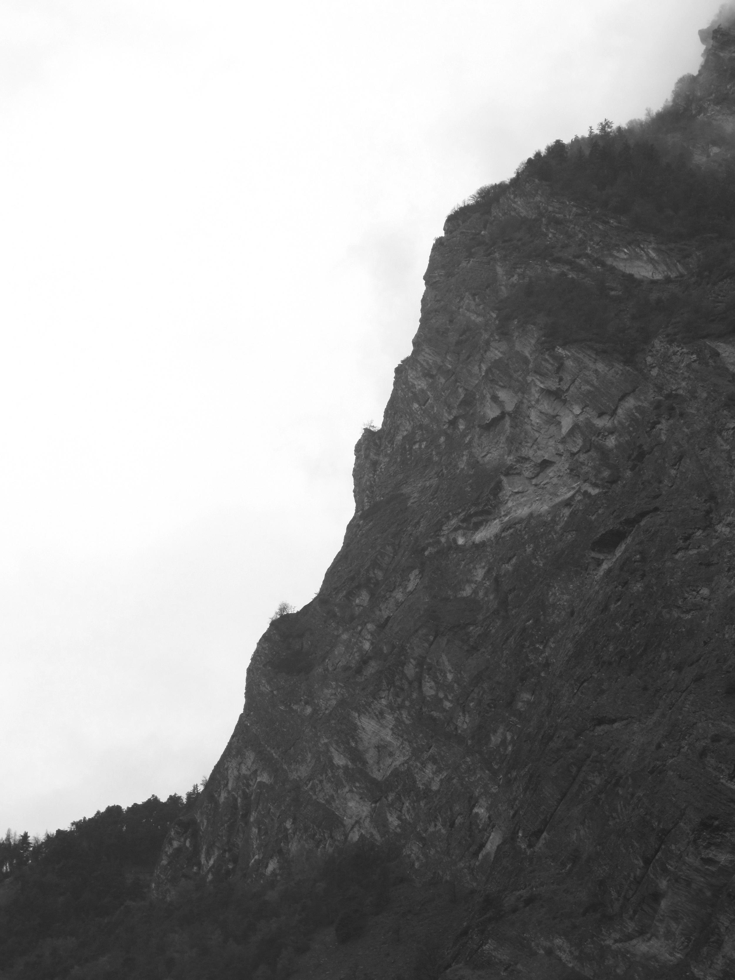 Lucie Schaeren, La grande peur, photo numérique, 2016.