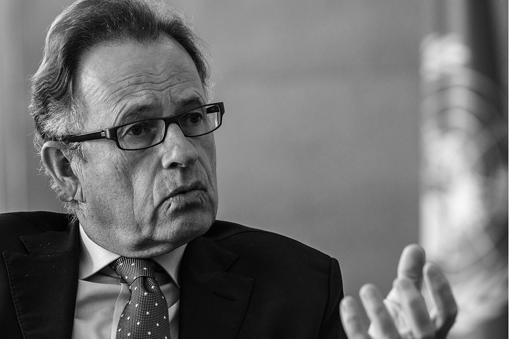 Michael Møller vu par © Alberto Campi / 2016
