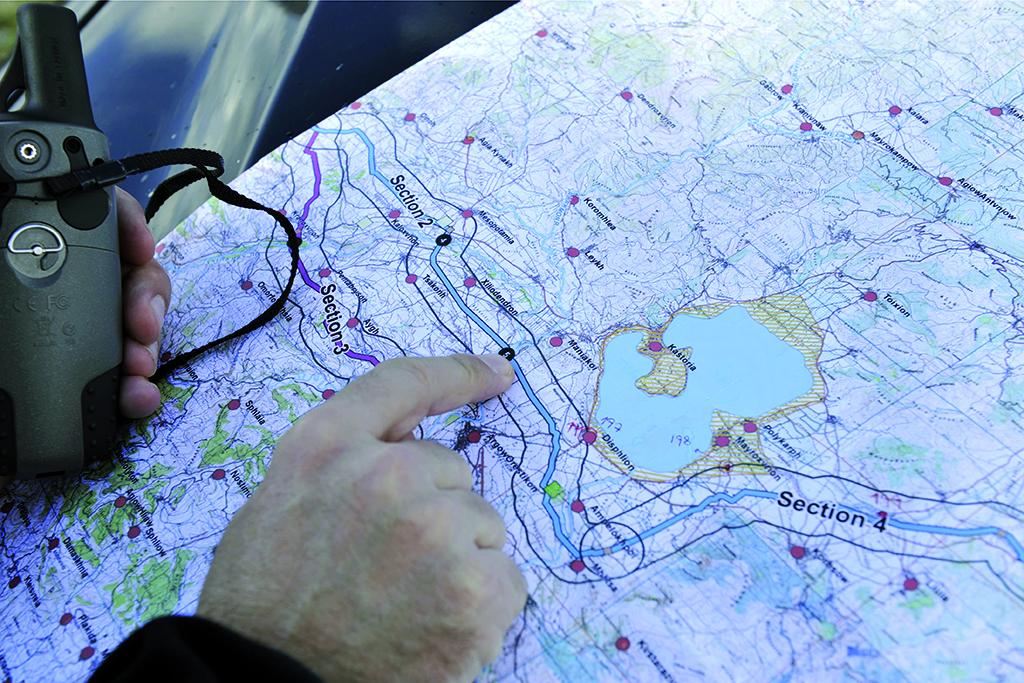 Le Département fédéral de l'énergie a contribué, au niveau politique, à la mise en place du projet TAP, en aidant par exemple à l'établissement des contacts avec les autorités concernées dans les différents pays. © Courtesy Trans Adriatic Pipeline / archives