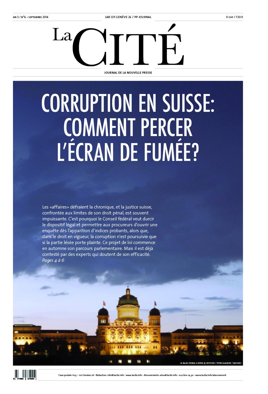 SEPTEMBRE 2014 - Édition n° 5424 pages