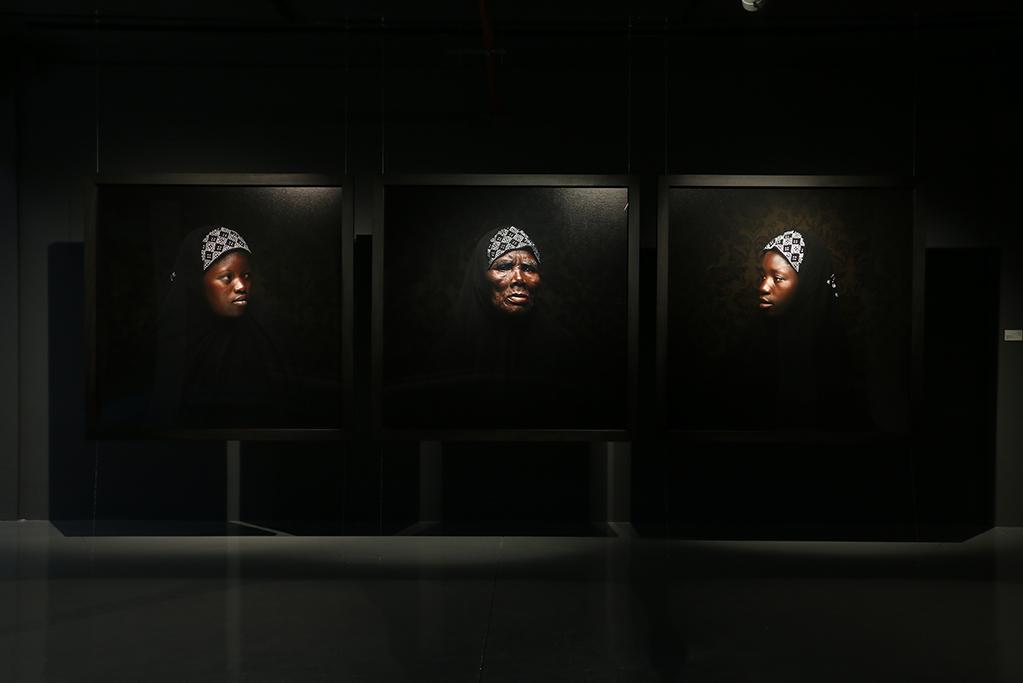 Exposition  Présence commune  © Courtesy Wahib Chehata / 2017
