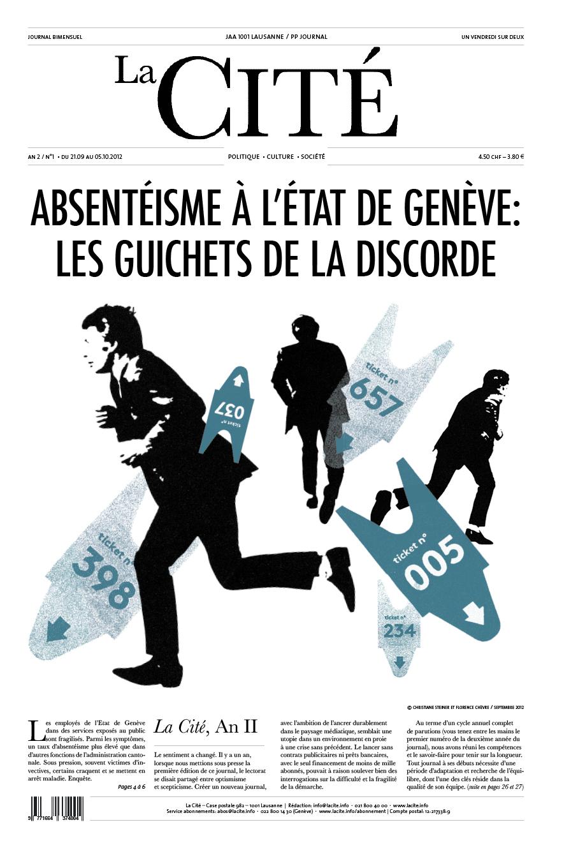 21 septembre 2012 - Édition n° 2532 pages