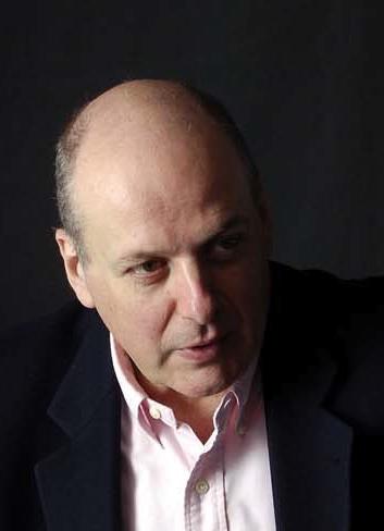 Philippe Mottaz - ex-correspondantà Washington pour la TSR, co-auteur de #TRUMP, aux éditions Slatkine, à Genève