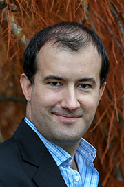 Laurent Sierro - correspondant de l'ATSaux Nations unies à Genève auteur de l'ouvrage Les nuits américaines aux éditions Georg