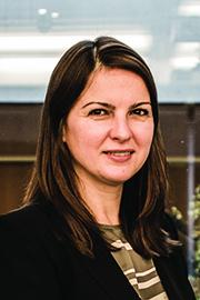 Klea Faniko, chargée de cours en Psychologie sociale à l'Université de Genève et chercheuse avancée à l'Université d'Utrecht