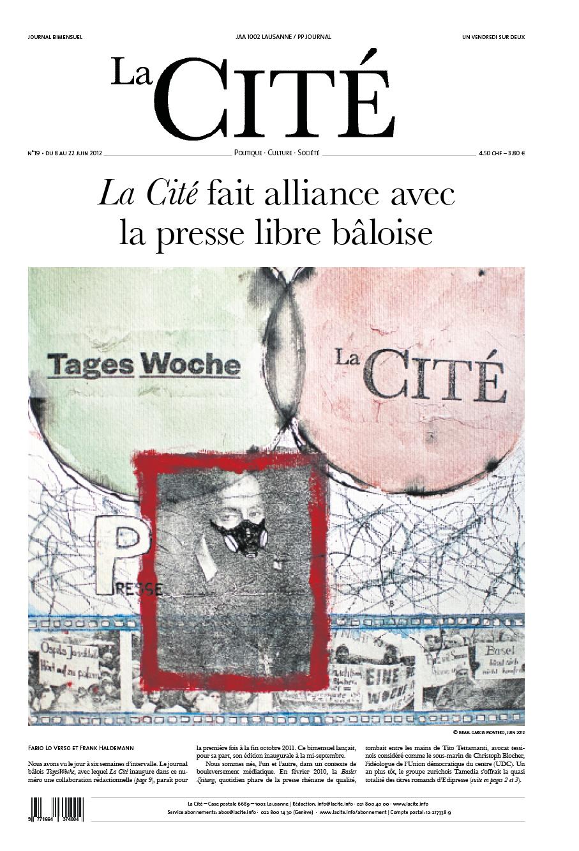 8 juin 2012 - Édition n° 1932 pages