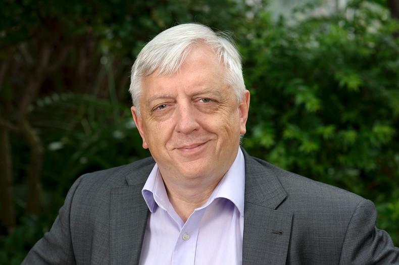 Ueli Leuenberger, président de l'Institut des cultures arabes et méditerranéennes (ICAM).