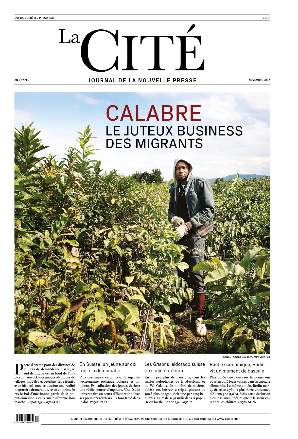 NOVEMBRE 2017 - Édition n° 8924 pages