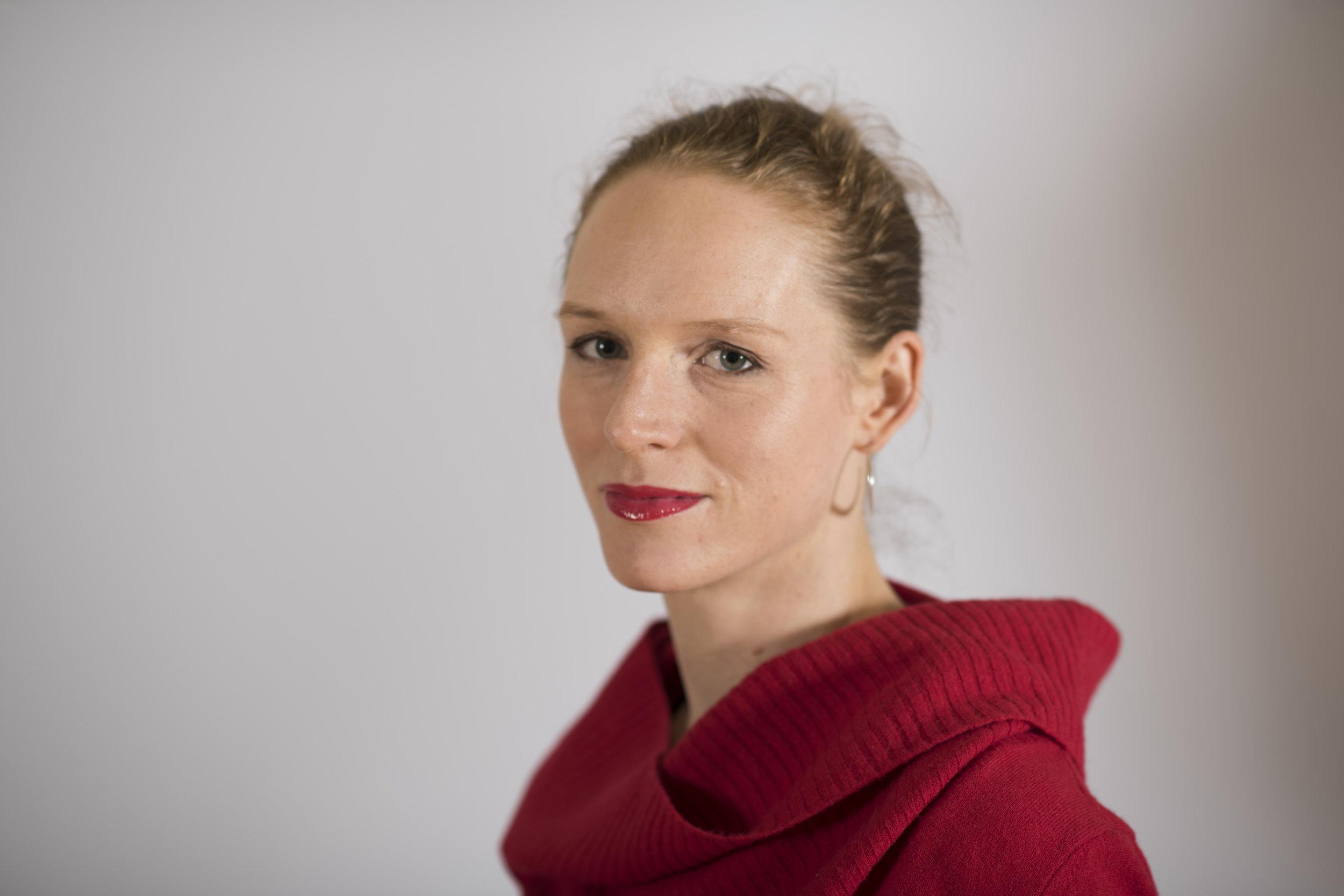 Manuela Honegger vue par © Olivier Zimmermann / 2018