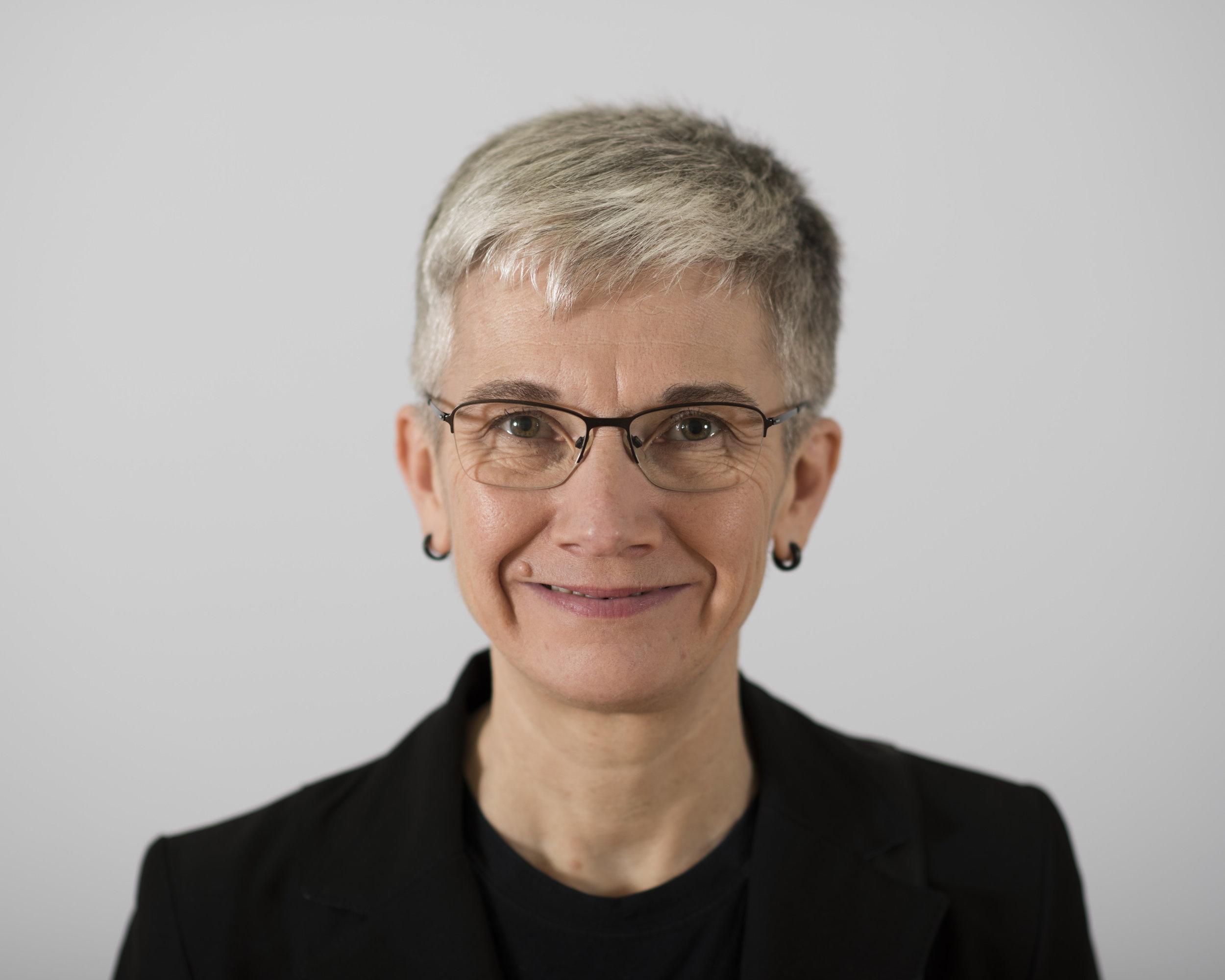 Anne Borcard vue par © Olivier Zimmermann / 2018