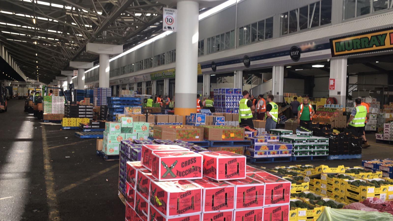 Rocklea Fresh Produce Markets