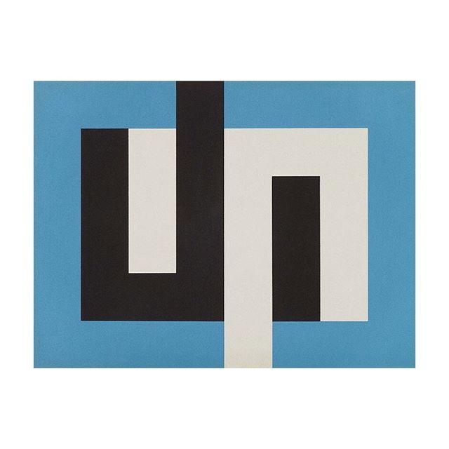 Gordon Walters: New Vision Presented by Auckland Art Gallery _ Gordon Walters Painting J 1974 Museum of New Zealand Te Papa Tongarewa Courtesy of the Walters Estate _ #gordonwalters #newvision #aucklandartgallery #nzart #newzealandart #modernism #abstractart #abstraction #koru